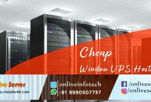window VPS hosting